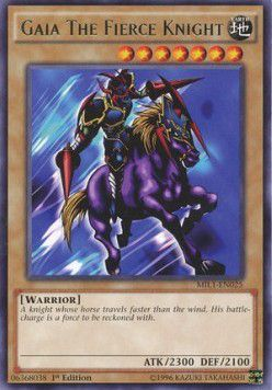 Gaia The Fierce Knight Baza Kart Yu Gi Oh Yugioh Pl